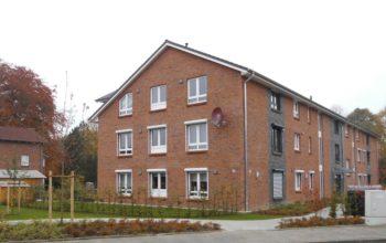 Kiel  Alt-Suchsdorf Energiesparwohnungen KfW 70
