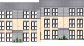 Neues Bauprojekt in Preetz, Neubau Reihenhäuser